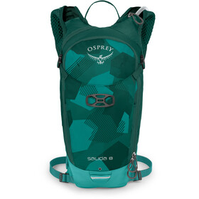 Osprey Salida 8 Rygsæk Damer, teal glass